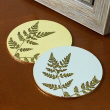 Martha Stewart Crafts® Woodland Coasters