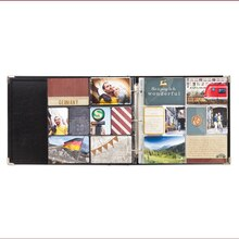 Project Life® Vintage Travel Edition Layout, medium