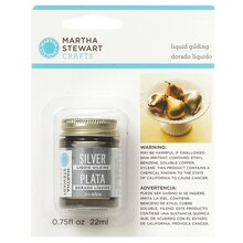 Martha Stewart Crafts Liquid Gilding, Silver