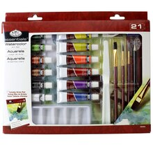 Royal & Langnickel Essentials Watercolor Art Set