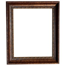 Studio Décor® Open Back Frame, Gold with Red Accents