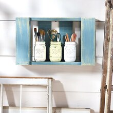 Martha Stewart Crafts® Vintage Decor Pallet Organizer