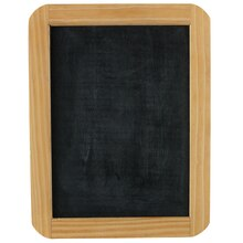 "Pepperell Crafts Chalkboard Slate, 5"" x 7"""