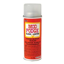 Mod Podge® Clear Acrylic Sealer, Gloss, medium