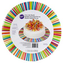 Wilton Color Wheel Cake Boards