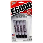E6000 Amazing Crafting Glues Multipack