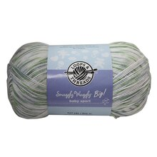 Loops & Threads Snuggly Wuggly Big! Yarn, Pee Wee