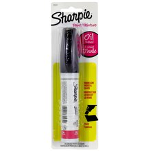 Sharpie Oil-Based Paint Marker, Bold Point, Black