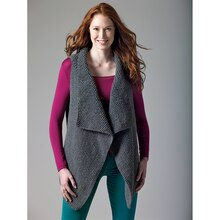 Lion's Pride® Woolspun® Knit Vest (Level 1)