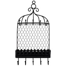 Bead Landing Birdcage Jewelry Holder