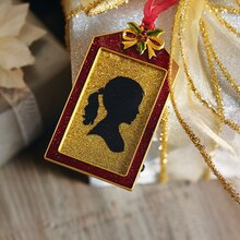 Ornament Frame Silhouettes