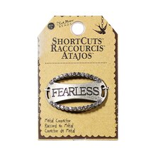 Blue Moon Beads ShortCuts Metal Connector, Fearless