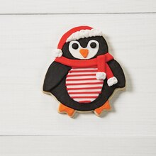 Party-Ready Penguin Christmas Cookies
