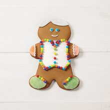 Charming Young Chap Gingerbread Boy