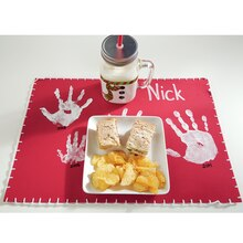 Annual Handprint Placemat