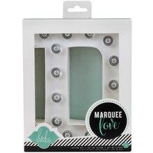 Heidi Swapp Marquee Love Letter Kit, D Package