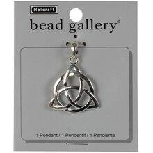 Bead Gallery Celtic Tri Knot Pendant