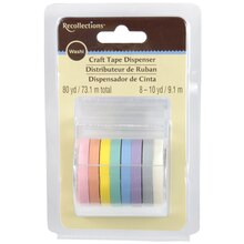 Recollections Washi Tape Dispenser, Pastels