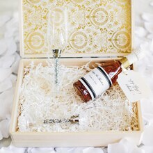 Champagne Wedding Out of Town Welcome Box