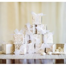 Champagne Wedding Celebrate It™ Favors