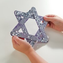 Star of David Kids' Craft