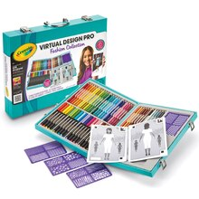 Crayola Virtual Design Pro Fashion Collection