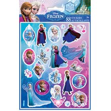 Disney™ Frozen Party Favor Sticker Sheets, 4 sheets
