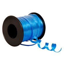 Royal Blue Curling Ribbon, 100 yd.