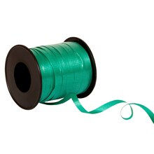 Emerald Green Curling Ribbon, 100 yd.