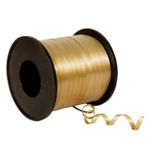 Gold Curling Ribbon, 500 yd.