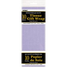 Tissue Paper Sheets, Lavender 10ct
