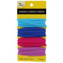 Bead Landing Jewel Tone Stretch Cording