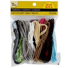 Bead Landing Suede Cording Value Pack