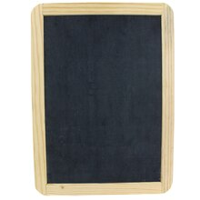 "Pepperell Crafts Chalkboard Slate, 7"" x 10"""