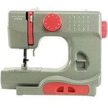 Janome Derby Sewing Machine, Graceful Gray