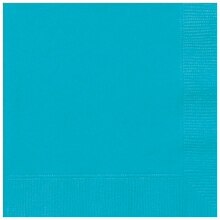 Teal Luncheon Napkins, 20ct