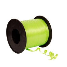 Lime Green Curling Ribbon, 500 Yd.