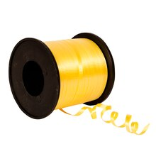 Yellow Curling Ribbon, 500 Yd.