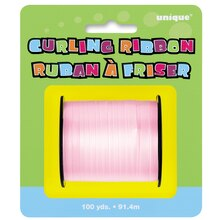 Light Pink Curling Ribbon, 100 Yd. Package