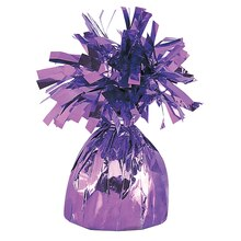 Foil Balloon Weight, Lavender