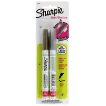 Sharpie Oil-Based Paint Markers, Extra Fine Point Metallic Set