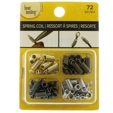 Bead Landing Spring Coil Mix