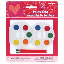 Paint Set Party Favors, 2ct