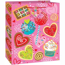 Medium Sweet Valentine Gift Bag