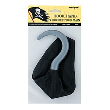 Plastic Pirate Hook Hand
