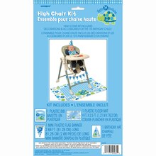 Turtle First Birthday High Chair Kit, Package