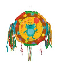 Party Monsters Piñata, Pull String