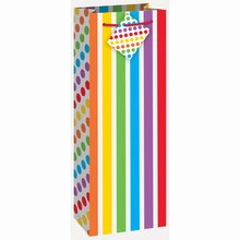 Rainbow Party Wine Bag