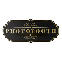 Celebrate It Occasions Photo Booth Sign