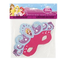 Disney Princess Party Masks, 8ct